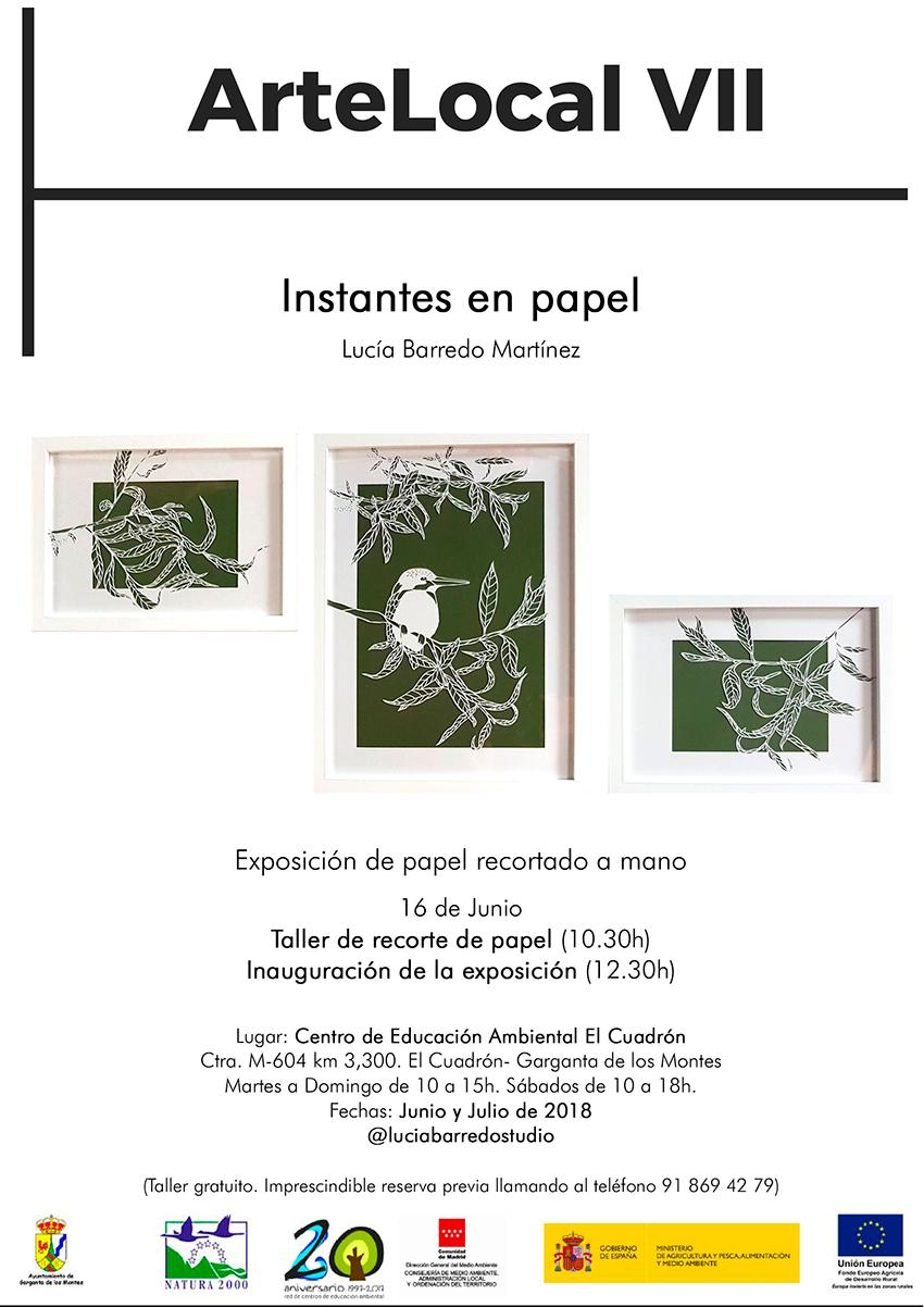 instantes papel Madrid