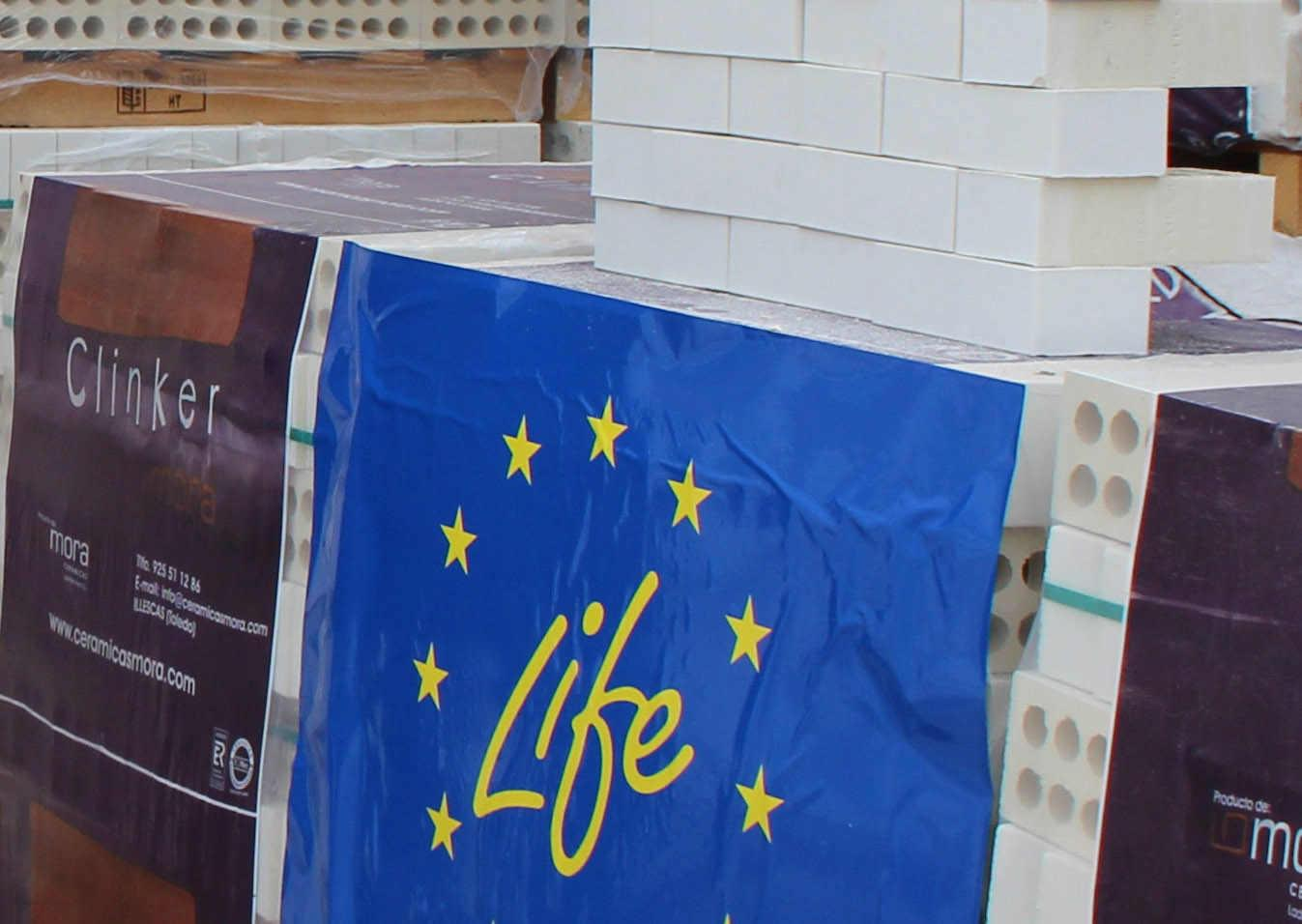 proyecto europeo LIFE ClayGlass