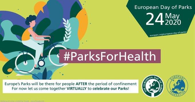 Día Europeo de los Parques 2020