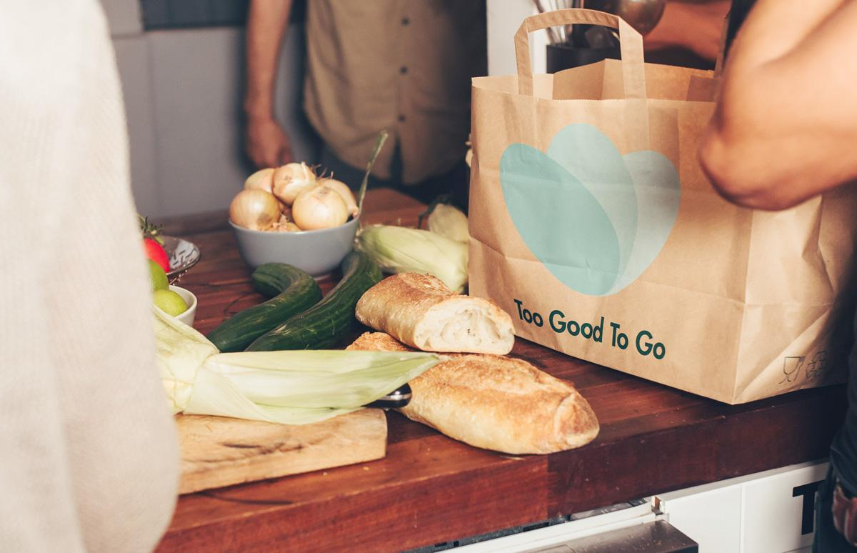 too good to go desperdicio alimentos contribuye cambio climatico